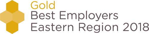 2018 Best Employers - Gold