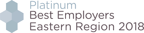 2018 Best Employers - Platinum