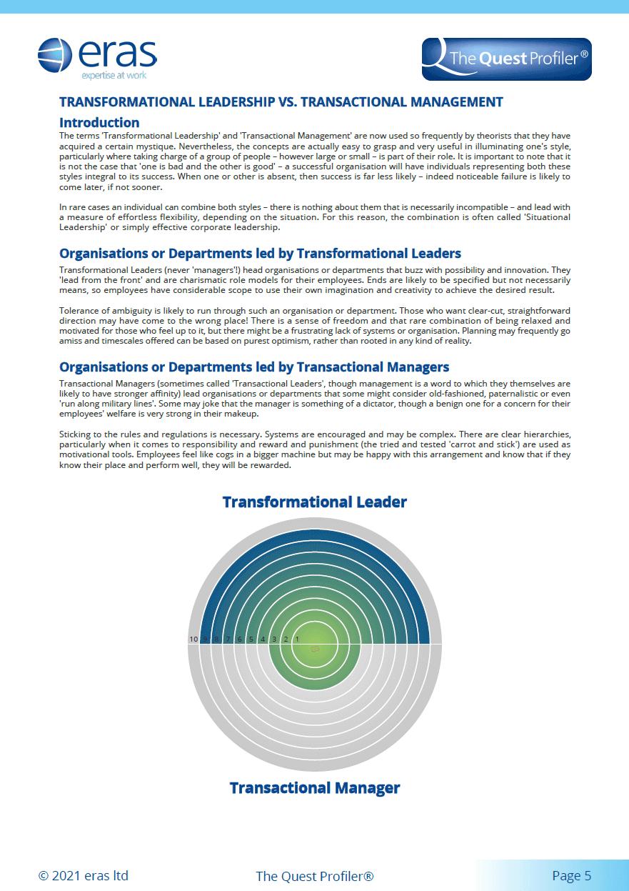Leadership Approach 1